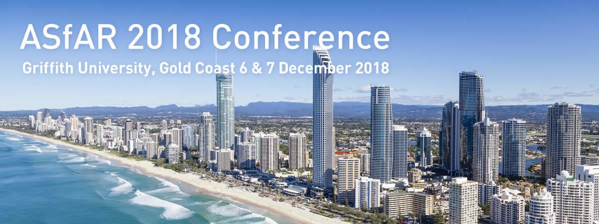 ASfAR Conference 2018