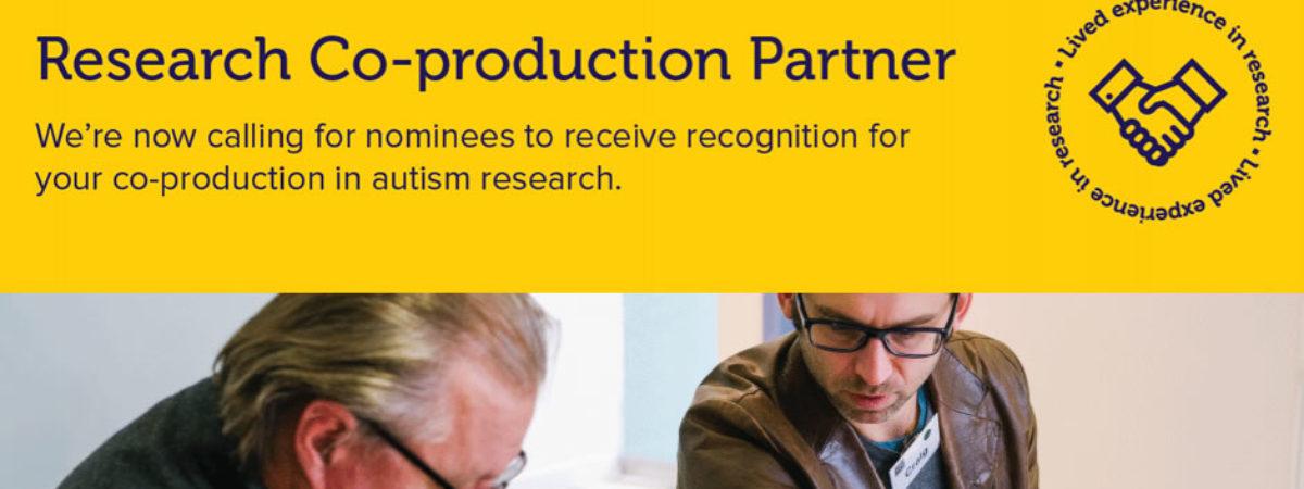 Autism CRC announces Research Co-Production Partner initiative