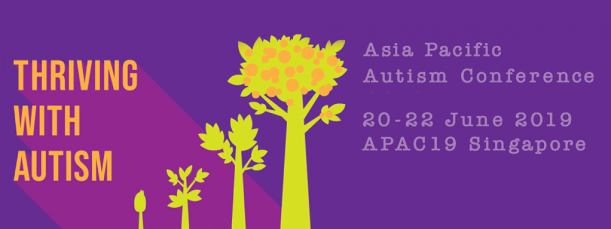 ASIA PACIFIC AUTISM CONFERENCE 2019